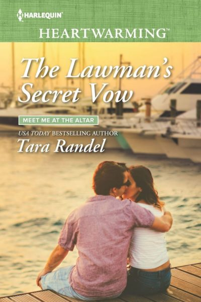 The Lawman's Secret Vow by Tara Randel | Clean Romance Book