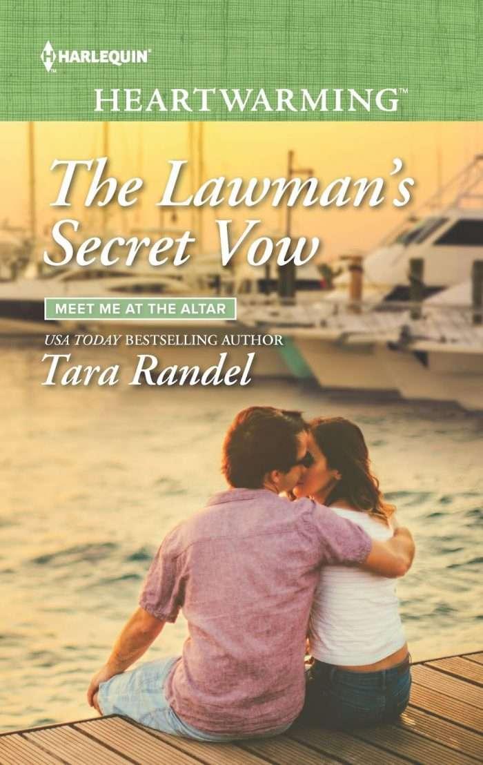 The Lawman's Secret Vow by Tara Randel Clean Romance Book