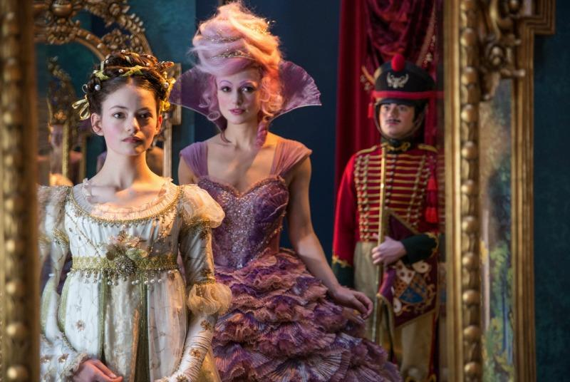The Nutcracker and The Four Realms New Poster and Trailer