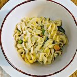 Creamy Chicken and Noodles Pressure Cooker Recipe