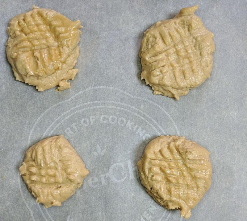 Keto Peanut Butter Cookies Recipe Gluten Free and Keto Approved