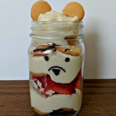 Winnie the Pooh Parfait and Christopher Robin Coloring Pages #ChristopherRobin