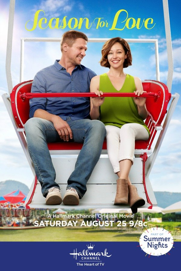 Season for Love Hallmark Channel Summer Nights
