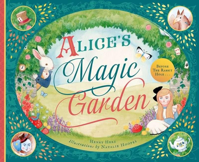 Alice's Magic Garden Children's Book Review