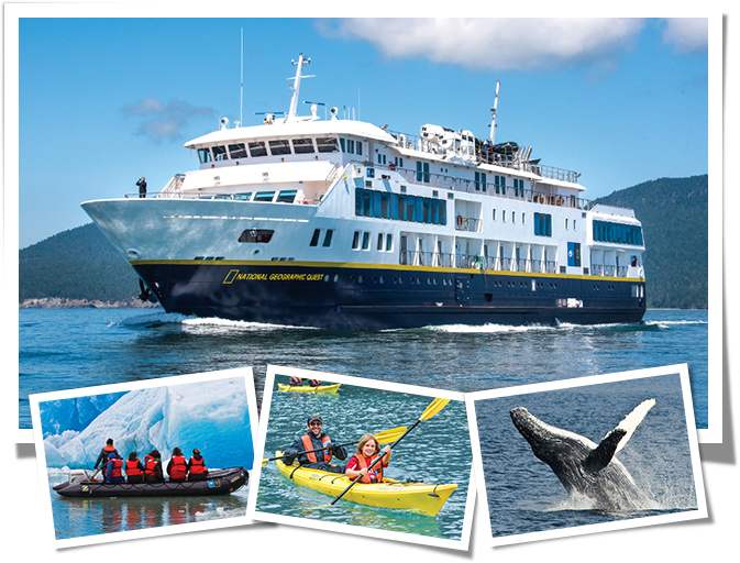 Adventure Book for Kids Explorer Academy The Nebula Secret Enter to Win a Cruise in Alaska