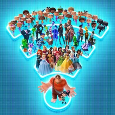 Ralph Breaks the Internet | Final Poster and Newest Trailer