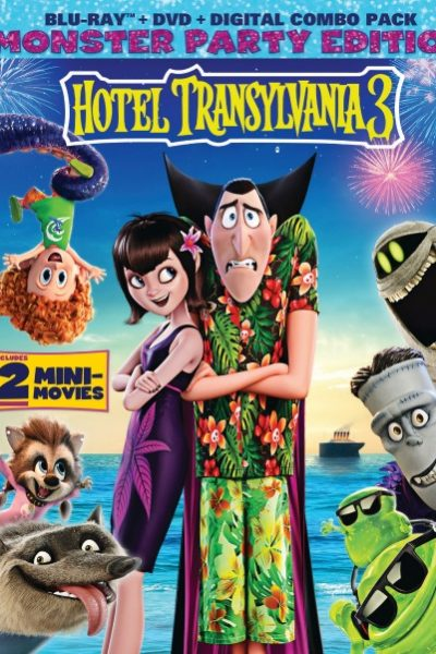 Fun Hotel Transylvania 3 Recipe, Activities and Review