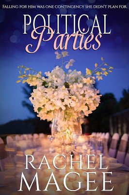 Political Parties Clean Romance by Rachel Magee with Party Planning Tips