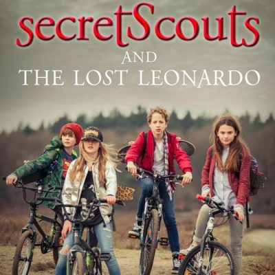 Time Travel Historical Fiction for Middle Grade | Secret Scouts and The Lost Leonardo Giveaway US 10/31