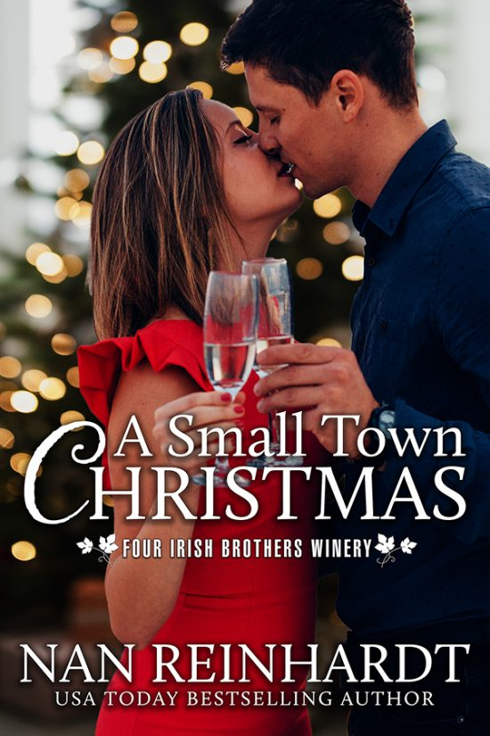 A Small Town Christmas Book Review and Blog Tour