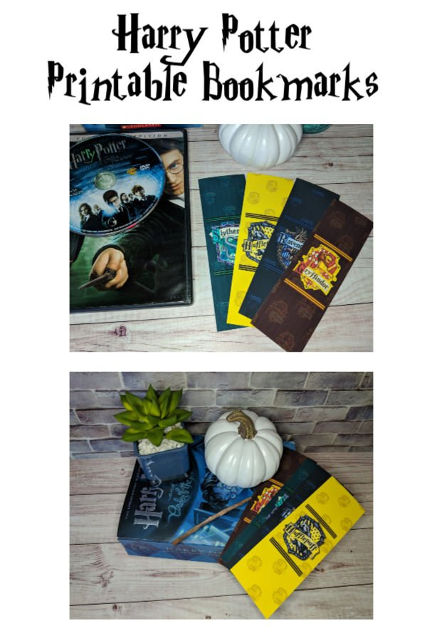 Free Harry Potter Bookmarks to Print Harry Potter and The Order of the Phoenix