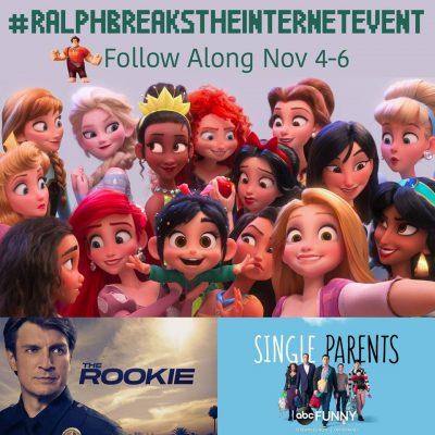 Ralph Breaks The Internet Event   I'm Going! Follow Along  #RalphBreaksTheInternetEvent