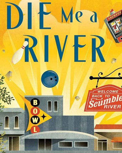 Die Me A River by Denise Swanson | Cozy Mystery Book Review