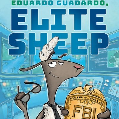 Eduardo Guadardo, Elite Sheep by Anthony Pearson | Children's Book Giveaway US 10/30