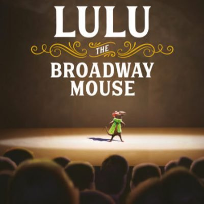 Lulu The Broadway Mouse by Jenna Gavigan Children's Book Giveaway US/CAN 10/26