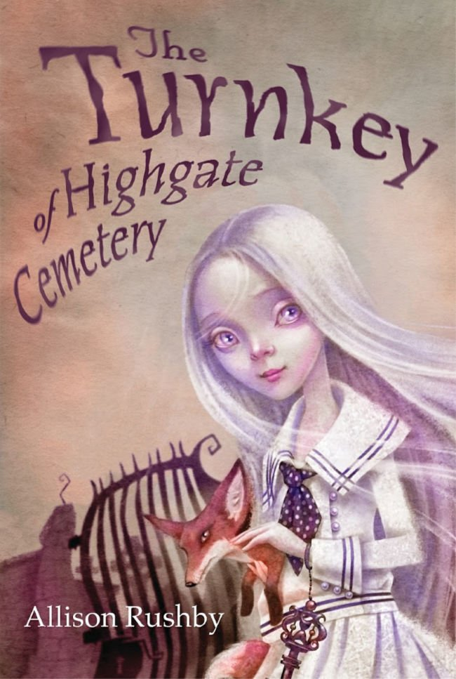 The Turnkey of Highgate Cemetery Middle Grade Book Review