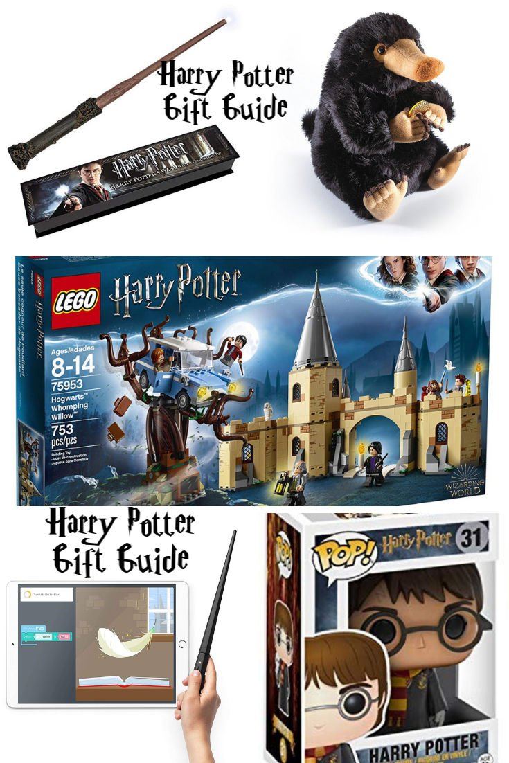 Just in time for FANTASTIC BEASTS: THE CRIMES OF GRINDELWALD, I've got a Harry Potter Holiday gift guide with Harry Potter gift ideas for the holidays.