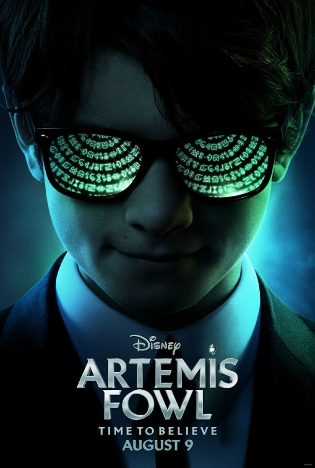 Artemis Fowl Comes to Life and to Theaters August 9, 2019