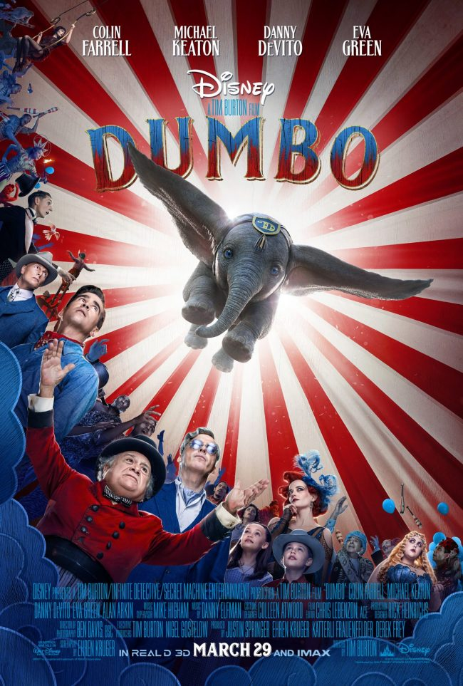 Disney's Live-Action Dumbo
