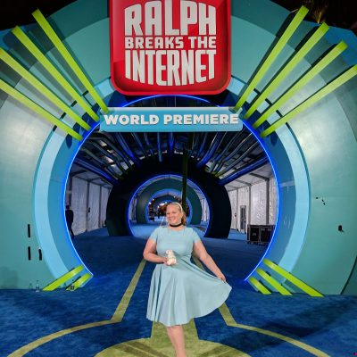 I Walked the Red Carpet at the Ralph Breaks The Internet World Premiere #RalphBreaksTheInternetEvent