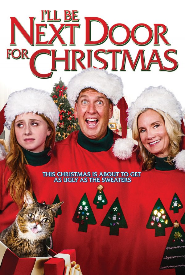 I'll Be Next Door For Christmas Movie Review