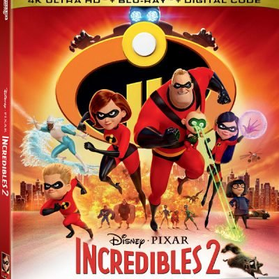Have an Incredibles 2 Game Night with Games and the #Incredibles2BluRay