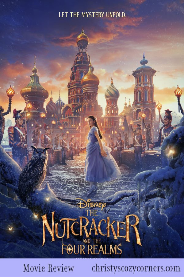 The Nutcracker and The Four Realms Movie Full Review