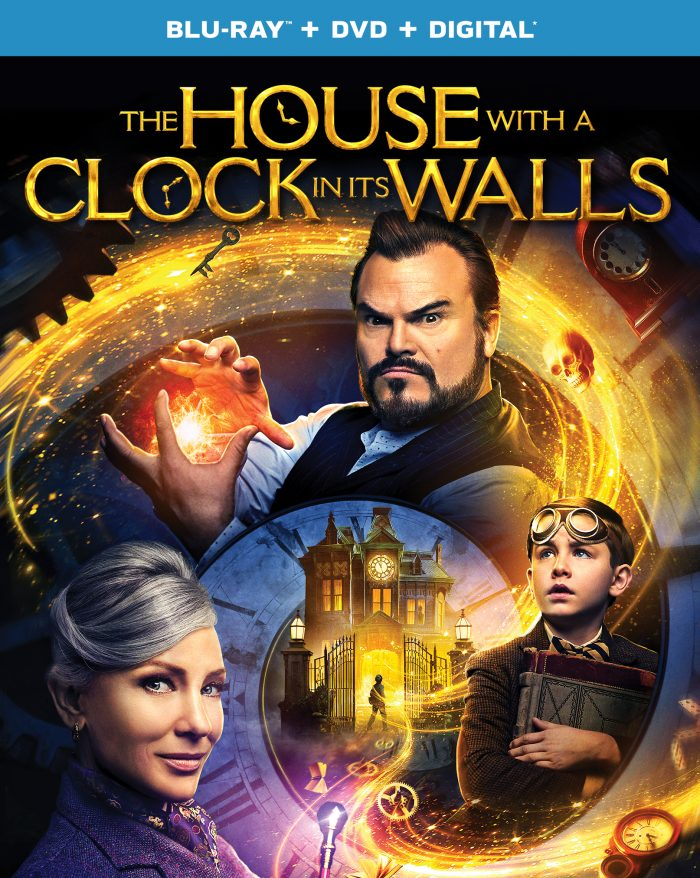 The House With A Clock In Its Walls Movie Review and New Clips