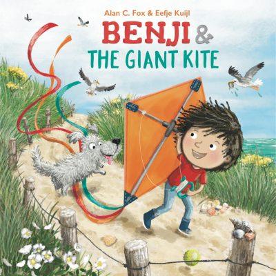 Benji & The Giant Kite by Alan C. Fox   $5 Amazon GC & Book: Fall Favorites Giveaway Hop US 11/15