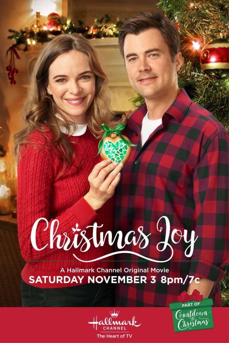 Christmas Joy Debuts on Hallmark Channel Countdown to Christmas