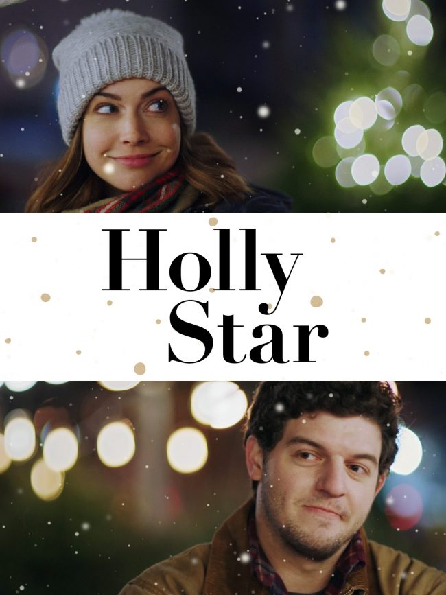Watch the Upcoming Christmas Movie, Holly Star