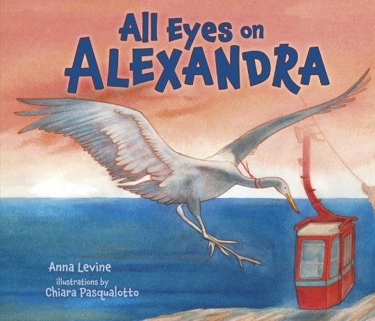 All Eyes on Alexandra Book Review and Blog Tour