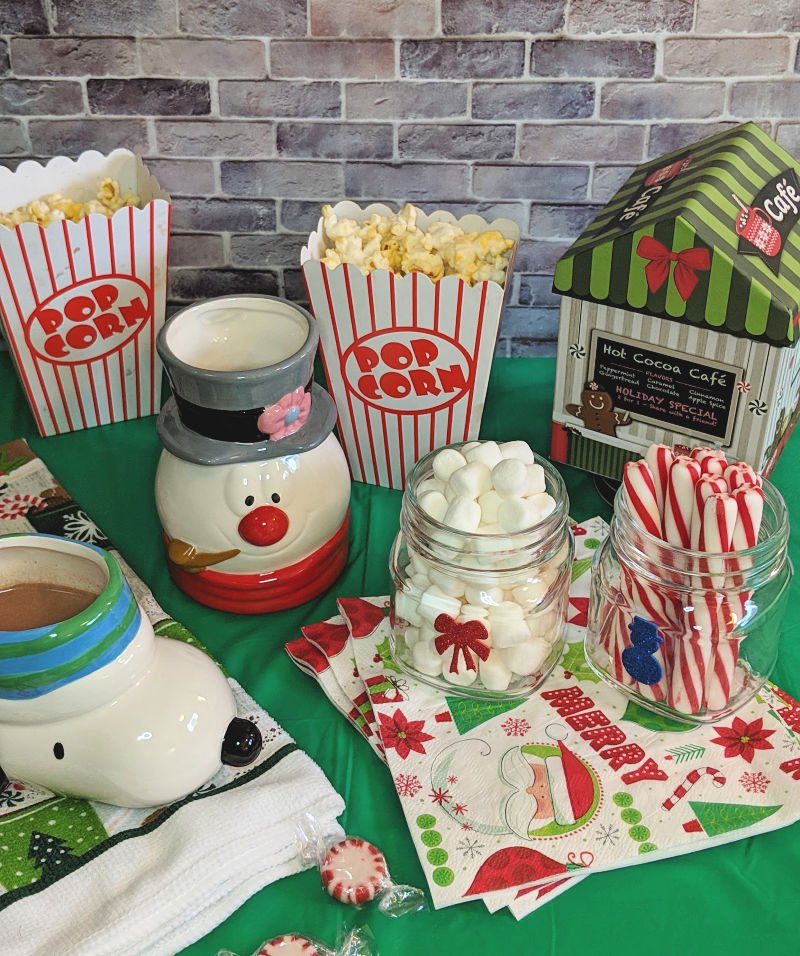 Host a Holiday Movie Night with Mugs from Zak