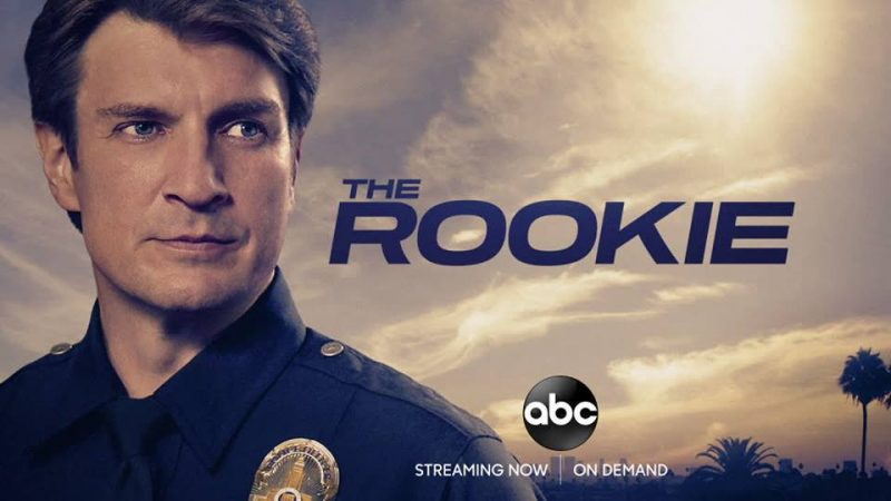 I Went Behind the Scenes of The Rookie Starring Nathan Fillion
