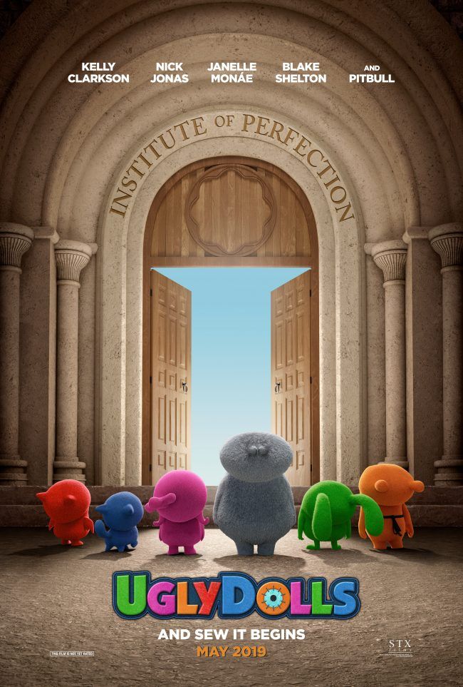 UGLYDOLLS   Who You Are Is What Truly Matters