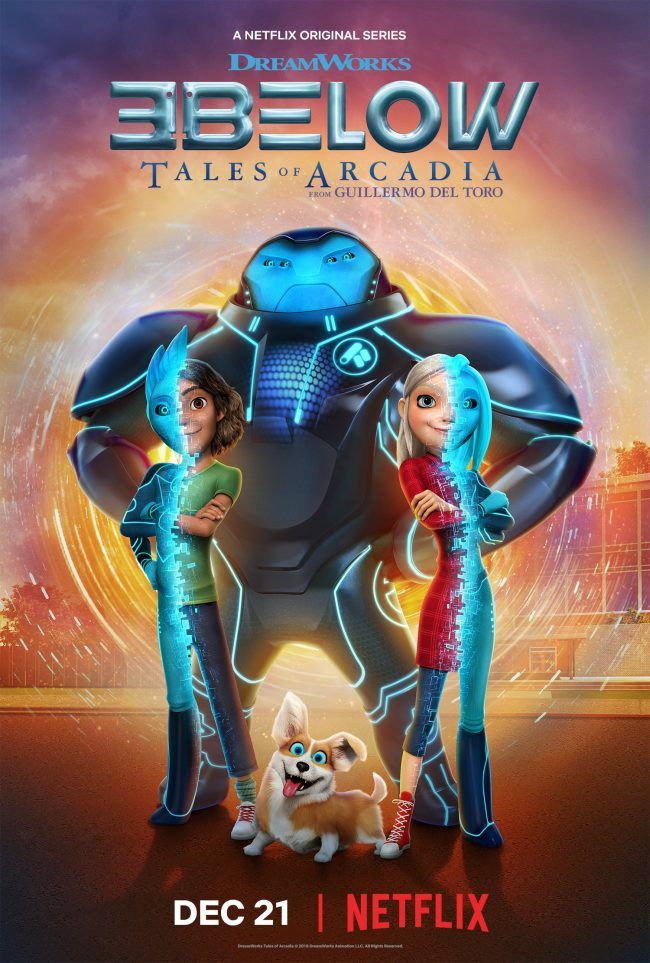 DreamWorks 3Below: Tales of Arcadia on Netflix