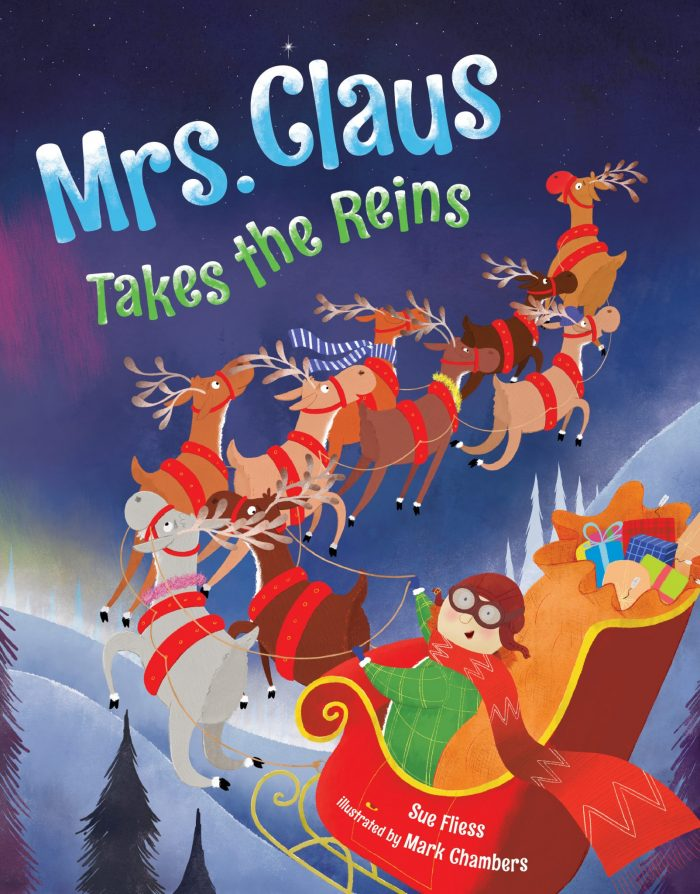 Mrs. Claus Takes The Reins by Sue Fliess Book Review
