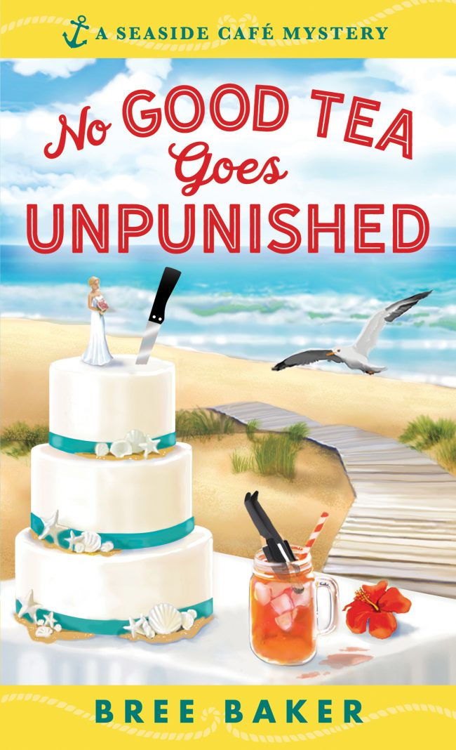 No Good Tea Goes Unpunished A Seaside Cafe Mystery Book 2 Book Review