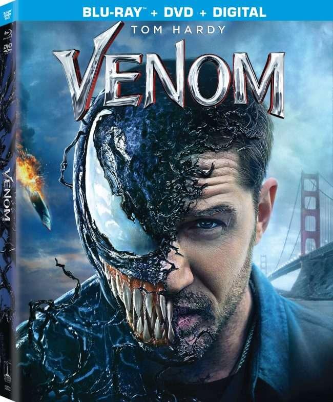 Bring Venom Home on Digital and Blu-Ray