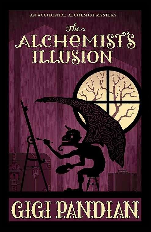 The Alchemist's Illusion Book 4 in the Accidental Alchemist series