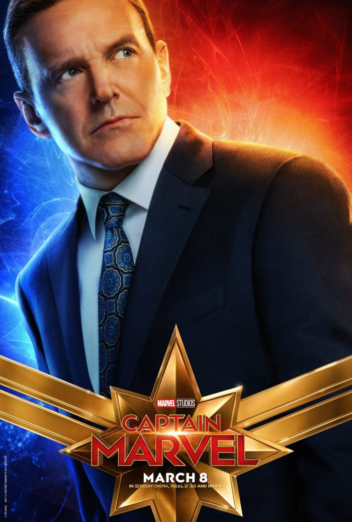 Clark Gregg in Captain Marvel