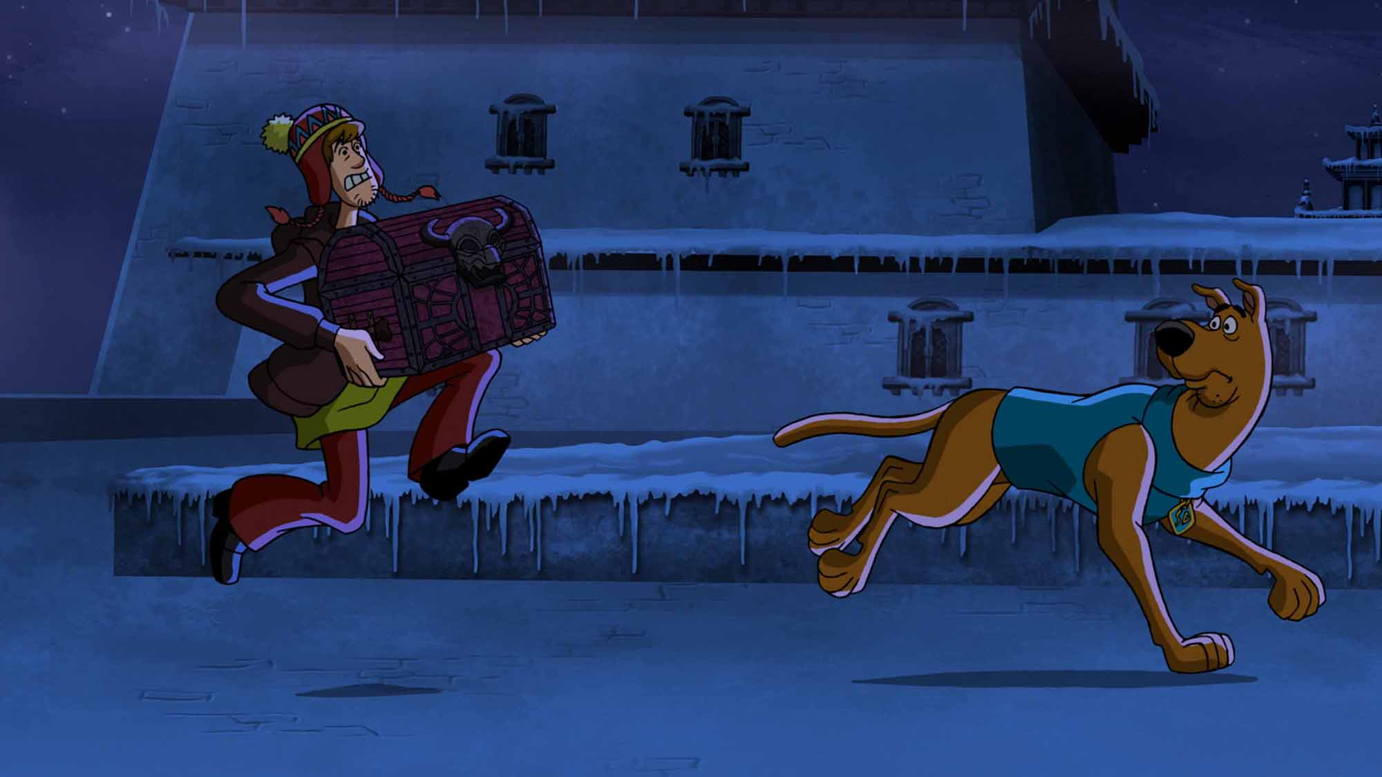 Scooby-Doo and the 13th Ghost
