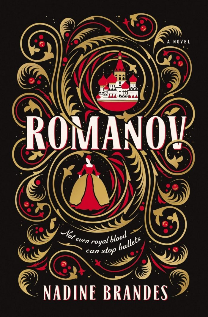What Happened to Anastasia Romanov Romanov by Nadine Brandes Book Review