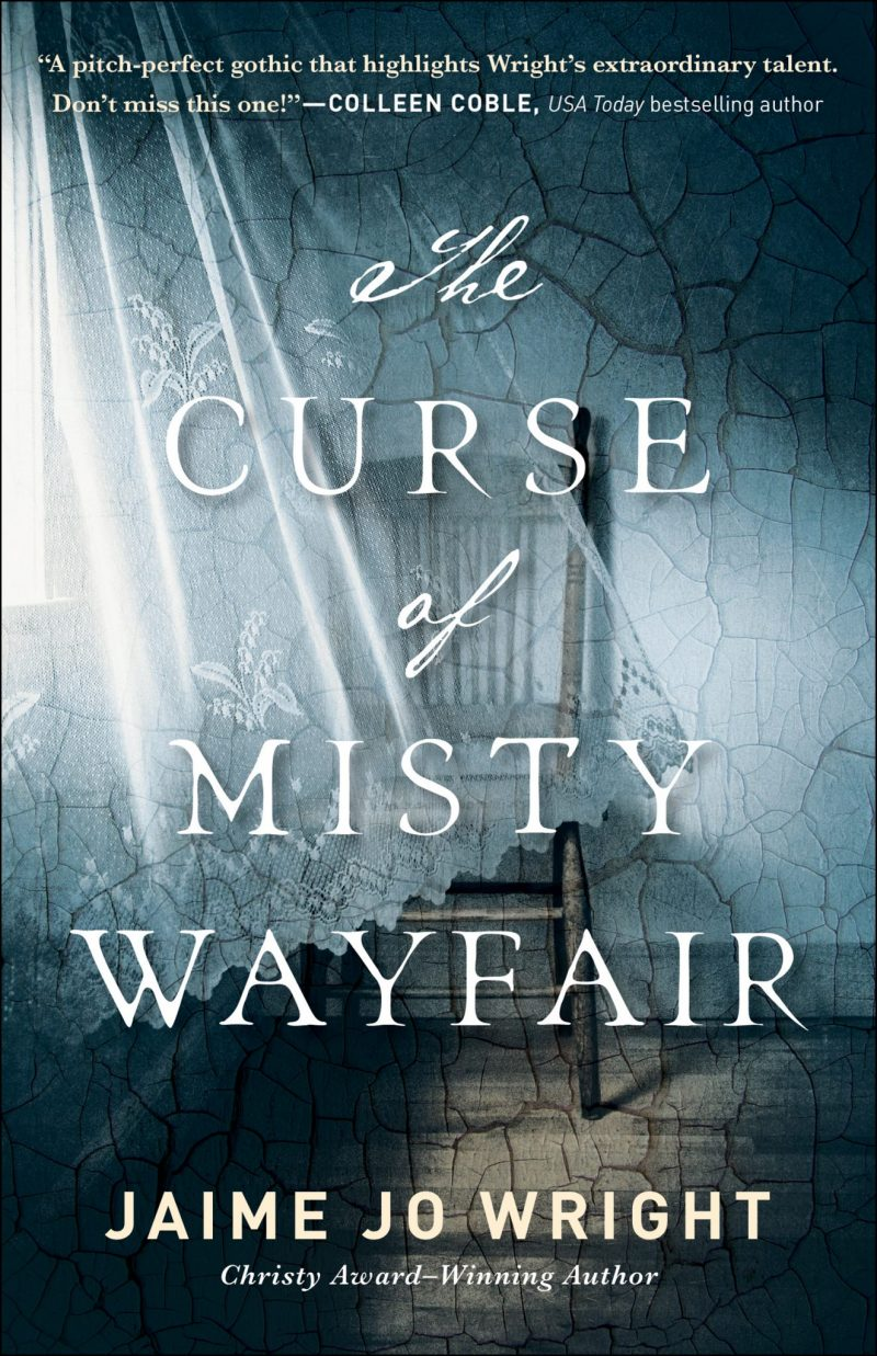 The Curse of Misty Wayfair by Jamie Jo Wright