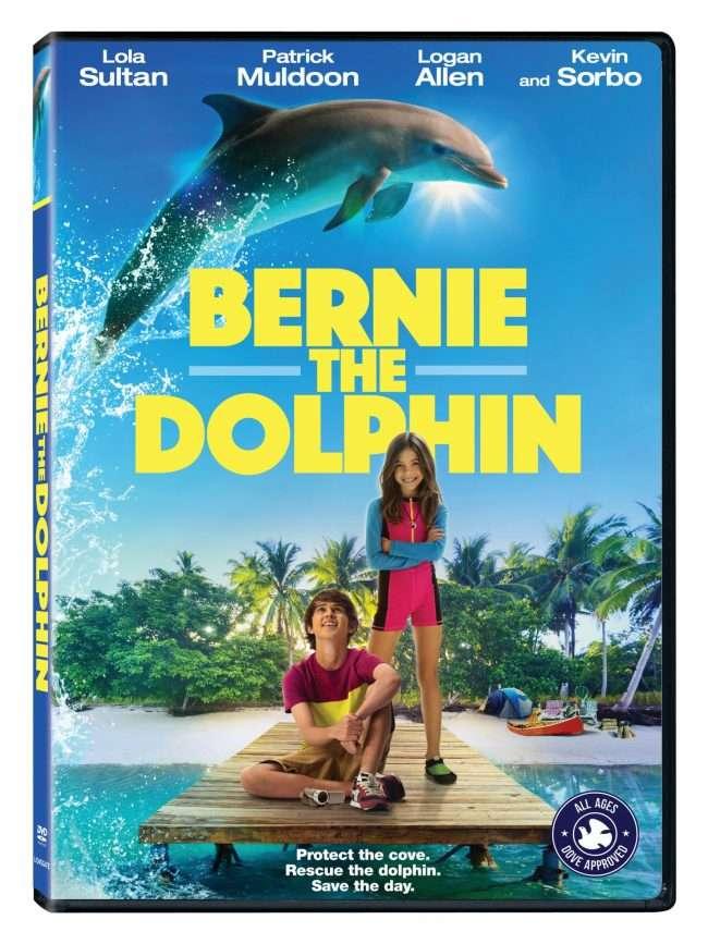 Bernie the Dolphin DVD