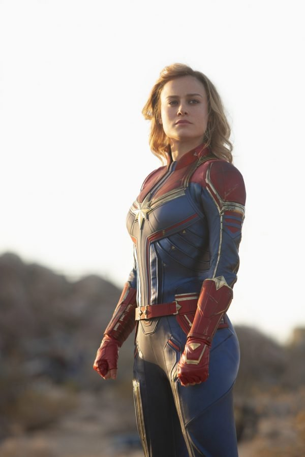 Captain Marvel Big Game Spot Carol Danvers