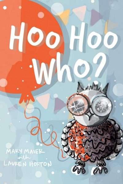 Hoo Hoo Who Children's Book