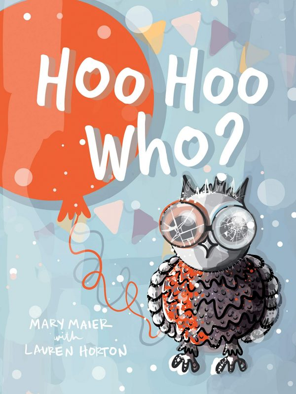 Hoo Hoo Who Children's Book A Book for Children with Language Delays