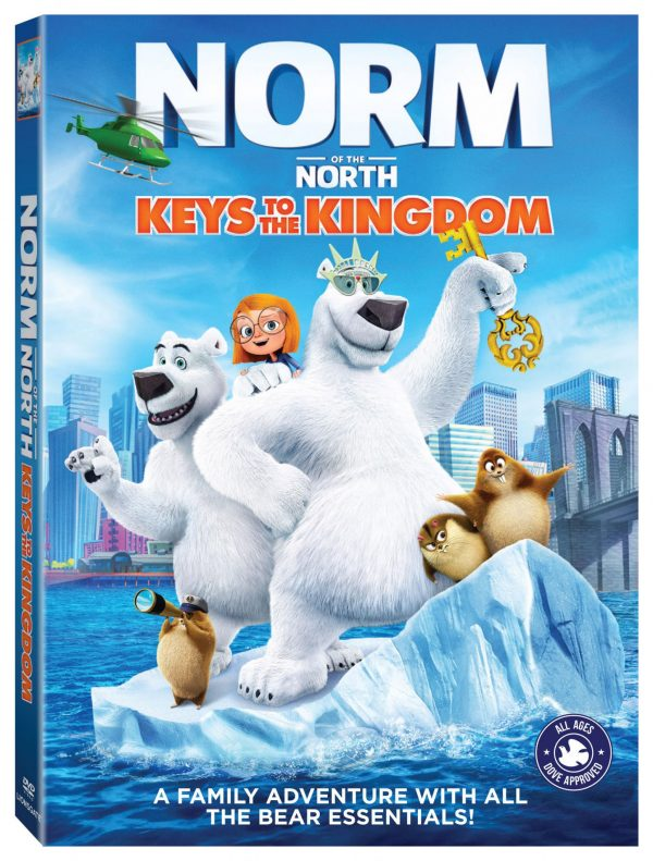 Norm of the North Keys to the Kingdom DVD