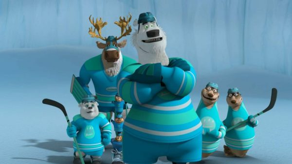 Norm of the North with the hockey team